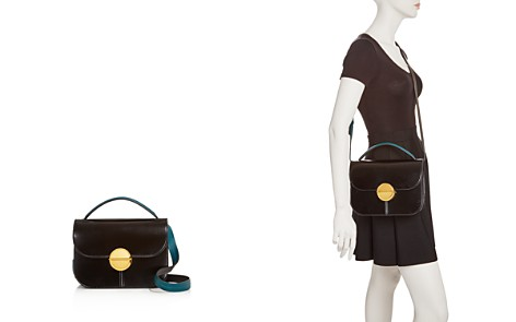 Marni Leather Shoulder Bag - Bloomingdale's_2